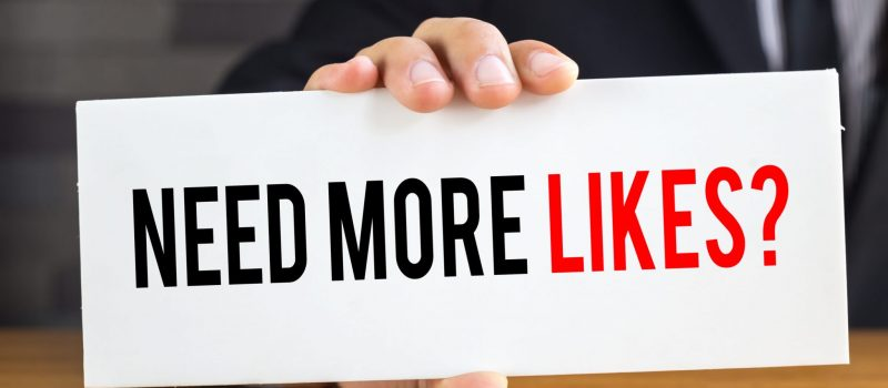 "Before you ""Buy"" Those Facebook Likes, Think Again!"