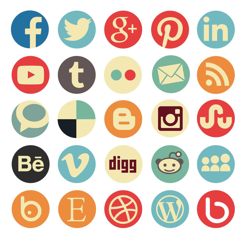 Get on Social Platforms