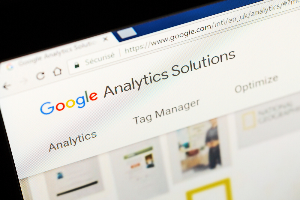 Setup Google Analytics and Search Console