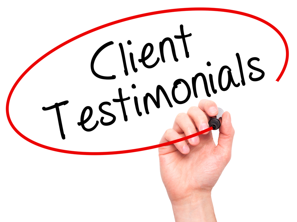 Testimonials Must be Added to Your Website